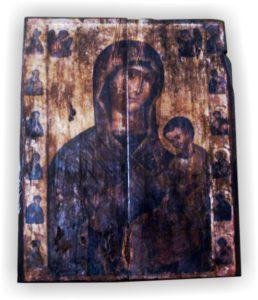 παναγία - παλαίωση εικόνας αγίου σε ξύλο - aged religious icons on wood - handicraftcyprus.com - όλα τα είδη χειροτεχνημάτων του εργαστηρίου μας. χειροποίητα δώρα, τάβλια με σκάλισμα και πυρογραφία, σκάκια σκαλιστά, ξύλινα ρολόγια με σκάλισμα, παιδικά κρεμμασταράκια με παιδικούς ήρωες, ξύλινες φιγούρες και σχήματα, σχέδιο με πυρογράφο σε νεροκολοκύθες, μπομπονιέρες βάφτισης, μπομπονιέρες γάμου γάμων, επιχειρηματικά δώρα, ξεχωριστά δώρα επιχειρήσεων, παλαίωση φωτογραφίας, μπαούλα σκαλιστά, κρεμμασταράκια τοίχου για κλειδιά, κρεμμαστάρια ρούχων σκαλιστά, σκαλιστές κορνίζες, χειροποίητοι καθρέφτες με σκάλισμα, εικόνες αγίων με σκάλισμα, παλαιωμένες εικόνες αγίων, διακοσμητικά είδη χειροποίητα, αξεσουάρ γραφείου, σχέδια σε ξύλο, ξυλογλυπτική, παλαίωση εικόνων, αγιογραφίες, πυρογραφία, χαλκογραφία, κορνίζες, καθρέφτες, χειροποίητα, βάφτιση, γάμος, επέτειος, Πάφος, Λευκωσία, Λεμεσός, Λάρνακα.