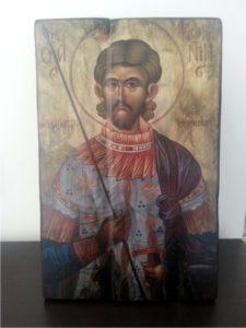 άγιος κωνσταντίνος - παλαίωση εικόνας αγίου σε ξύλο - aged religious icons on wood - handicraftcyprus.com - όλα τα είδη χειροτεχνημάτων του εργαστηρίου μας. χειροποίητα δώρα, τάβλια με σκάλισμα και πυρογραφία, σκάκια σκαλιστά, ξύλινα ρολόγια με σκάλισμα, παιδικά κρεμμασταράκια με παιδικούς ήρωες, ξύλινες φιγούρες και σχήματα, σχέδιο με πυρογράφο σε νεροκολοκύθες, μπομπονιέρες βάφτισης, μπομπονιέρες γάμου γάμων, επιχειρηματικά δώρα, ξεχωριστά δώρα επιχειρήσεων, παλαίωση φωτογραφίας, μπαούλα σκαλιστά, κρεμμασταράκια τοίχου για κλειδιά, κρεμμαστάρια ρούχων σκαλιστά, σκαλιστές κορνίζες, χειροποίητοι καθρέφτες με σκάλισμα, εικόνες αγίων με σκάλισμα, παλαιωμένες εικόνες αγίων, διακοσμητικά είδη χειροποίητα, αξεσουάρ γραφείου, σχέδια σε ξύλο, ξυλογλυπτική, παλαίωση εικόνων, αγιογραφίες, πυρογραφία, χαλκογραφία, κορνίζες, καθρέφτες, χειροποίητα, βάφτιση, γάμος, επέτειος, Πάφος, Λευκωσία, Λεμεσός, Λάρνακα.