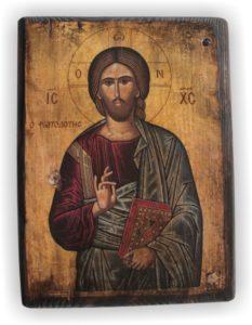 ιησούς χριστός ο φωτοδότης - παλαίωση εικόνας αγίου σε ξύλο - aged religious icons on wood - handicraftcyprus.com - όλα τα είδη χειροτεχνημάτων του εργαστηρίου μας. χειροποίητα δώρα, τάβλια με σκάλισμα και πυρογραφία, σκάκια σκαλιστά, ξύλινα ρολόγια με σκάλισμα, παιδικά κρεμμασταράκια με παιδικούς ήρωες, ξύλινες φιγούρες και σχήματα, σχέδιο με πυρογράφο σε νεροκολοκύθες, μπομπονιέρες βάφτισης, μπομπονιέρες γάμου γάμων, επιχειρηματικά δώρα, ξεχωριστά δώρα επιχειρήσεων, παλαίωση φωτογραφίας, μπαούλα σκαλιστά, κρεμμασταράκια τοίχου για κλειδιά, κρεμμαστάρια ρούχων σκαλιστά, σκαλιστές κορνίζες, χειροποίητοι καθρέφτες με σκάλισμα, εικόνες αγίων με σκάλισμα, παλαιωμένες εικόνες αγίων, διακοσμητικά είδη χειροποίητα, αξεσουάρ γραφείου, σχέδια σε ξύλο, ξυλογλυπτική, παλαίωση εικόνων, αγιογραφίες, πυρογραφία, χαλκογραφία, κορνίζες, καθρέφτες, χειροποίητα, βάφτιση, γάμος, επέτειος, Πάφος, Λευκωσία, Λεμεσός, Λάρνακα.