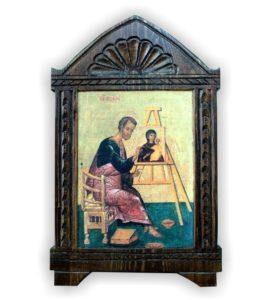 άγιος λουκάς σκαλιστή κορνίζα - handicraftcyprus.com - όλα τα είδη χειροτεχνημάτων του εργαστηρίου μας. χειροποίητα δώρα, τάβλια με σκάλισμα και πυρογραφία, σκάκια σκαλιστά, ξύλινα ρολόγια με σκάλισμα, παιδικά κρεμμασταράκια με παιδικούς ήρωες, ξύλινες φιγούρες και σχήματα, σχέδιο με πυρογράφο σε νεροκολοκύθες, μπομπονιέρες βάφτισης, μπομπονιέρες γάμου γάμων, επιχειρηματικά δώρα, ξεχωριστά δώρα επιχειρήσεων, παλαίωση φωτογραφίας, μπαούλα σκαλιστά, κρεμμασταράκια τοίχου για κλειδιά, κρεμμαστάρια ρούχων σκαλιστά, σκαλιστές κορνίζες, χειροποίητοι καθρέφτες με σκάλισμα, εικόνες αγίων με σκάλισμα, παλαιωμένες εικόνες αγίων, διακοσμητικά είδη χειροποίητα, αξεσουάρ γραφείου, σχέδια σε ξύλο, ξυλογλυπτική, παλαίωση εικόνων, αγιογραφίες, πυρογραφία, χαλκογραφία, κορνίζες, καθρέφτες, χειροποίητα, βάφτιση, γάμος, επέτειος, Πάφος, Λευκωσία, Λεμεσός, Λάρνακα.