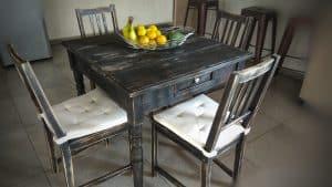 παλιό τραπέζι και καρέκλες αναπαλαίωση με βιντάζ στυλ - έπιπλο αντίκα - restoration reclaimed wooden table and chairs - rustic vintage finish - antique furniture - handicraftcyprus.com - όλα τα είδη χειροτεχνημάτων του εργαστηρίου μας. χειροποίητα δώρα, τάβλια με σκάλισμα και πυρογραφία, σκάκια σκαλιστά, ξύλινα ρολόγια με σκάλισμα, παιδικά κρεμμασταράκια με παιδικούς ήρωες, ξύλινες φιγούρες και σχήματα, σχέδιο με πυρογράφο σε νεροκολοκύθες, μπομπονιέρες βάφτισης, μπομπονιέρες γάμου γάμων, επιχειρηματικά δώρα, ξεχωριστά δώρα επιχειρήσεων, παλαίωση φωτογραφίας, μπαούλα σκαλιστά, κρεμμασταράκια τοίχου για κλειδιά, κρεμμαστάρια ρούχων σκαλιστά, σκαλιστές κορνίζες, χειροποίητοι καθρέφτες με σκάλισμα, εικόνες αγίων με σκάλισμα, παλαιωμένες εικόνες αγίων, διακοσμητικά είδη χειροποίητα, αξεσουάρ γραφείου, σχέδια σε ξύλο, ξυλογλυπτική, παλαίωση εικόνων, αγιογραφίες, πυρογραφία, χαλκογραφία, κορνίζες, καθρέφτες, χειροποίητα, βάφτιση, γάμος, επέτειος, Πάφος, Λευκωσία, Λεμεσός, Λάρνακα.